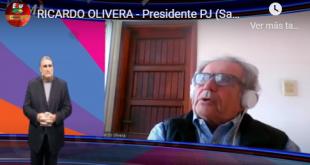 Ricardo Olivera- Presidente PJ Santa Fe.